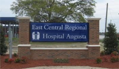 East Central Regional Hospital Augusta Gracewood Georgia
